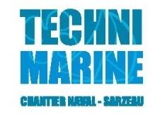 Logo Techni Marine recadrer