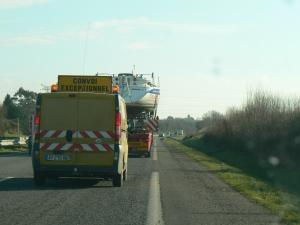 Convoyage Schouten à Beignon 041