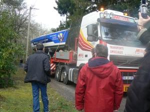 Convoyage Schouten à Beignon 056