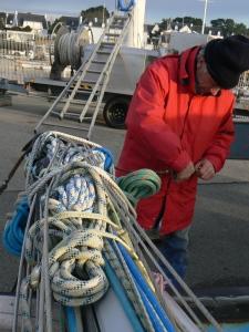 préparation Portique 022